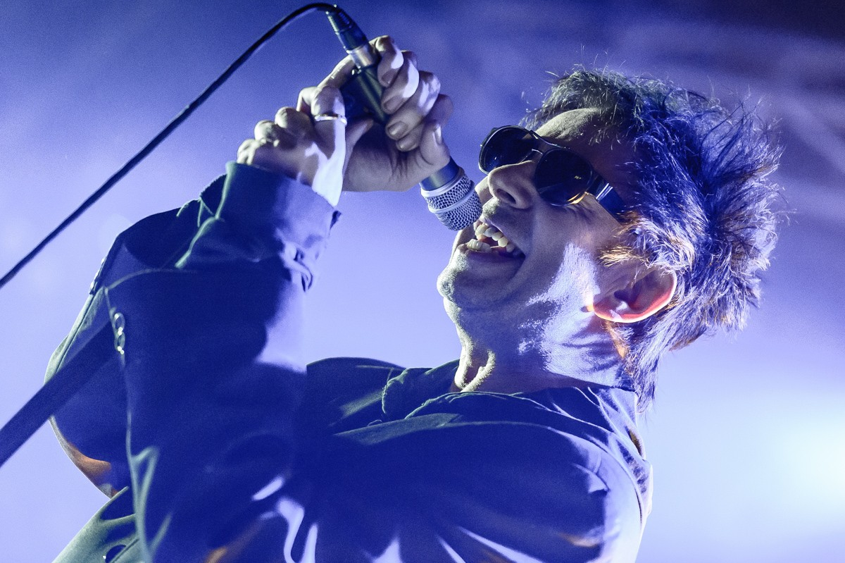 Echo and The Bunnymen: GetIntoThis
