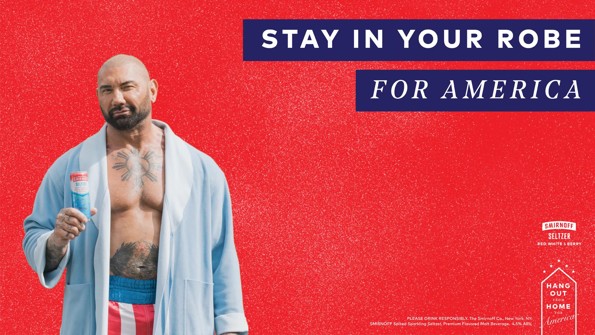 Smirnoff: Covid Campaign