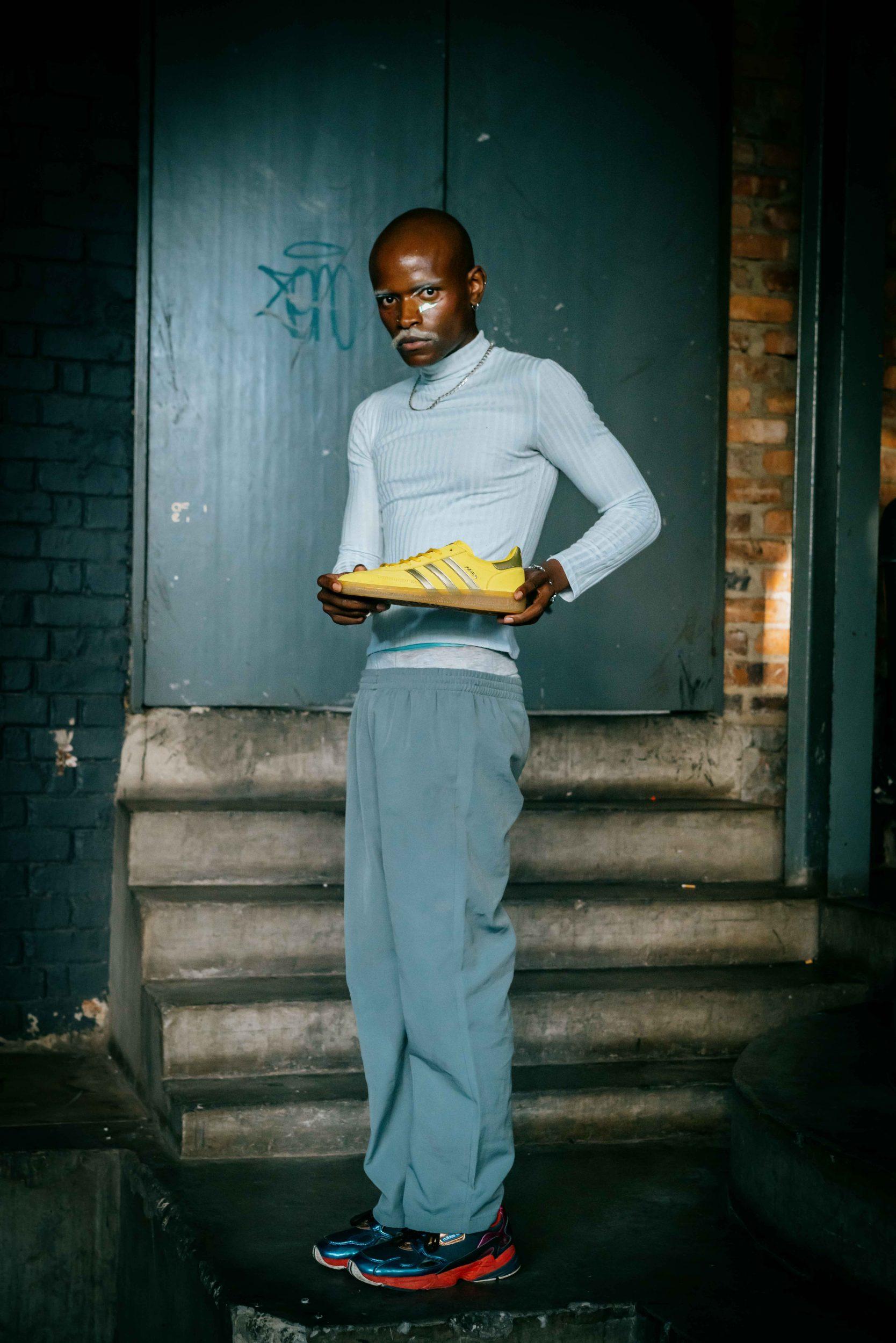 Adidas: Johannesburg Stills
